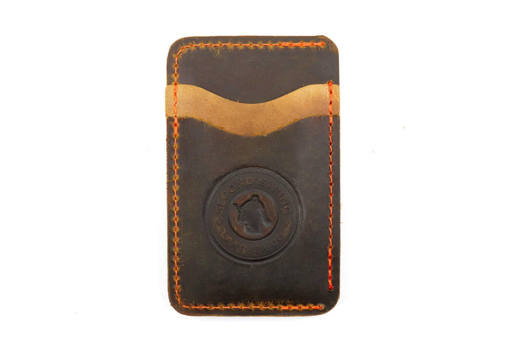 Vaughn Glove Vintage 3 Slot Money-Clip