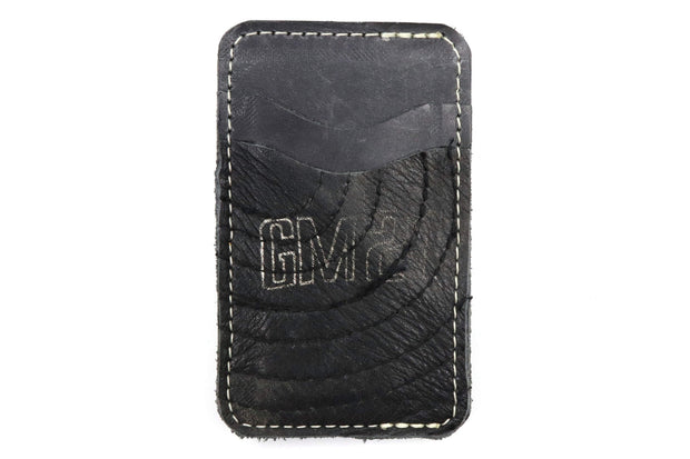Cooper GM21 Glove Black 3 Slot Money-Clip