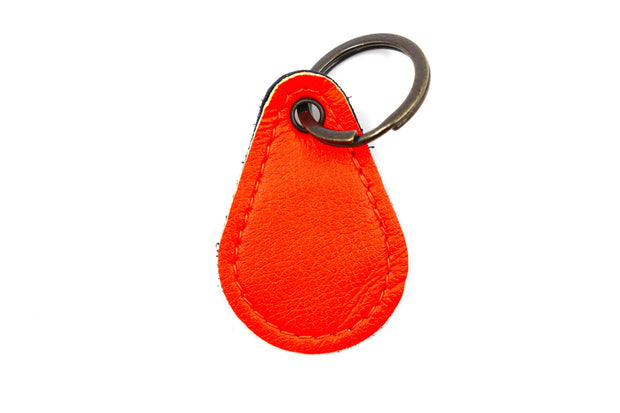 Brian's Beast Orange Keychain