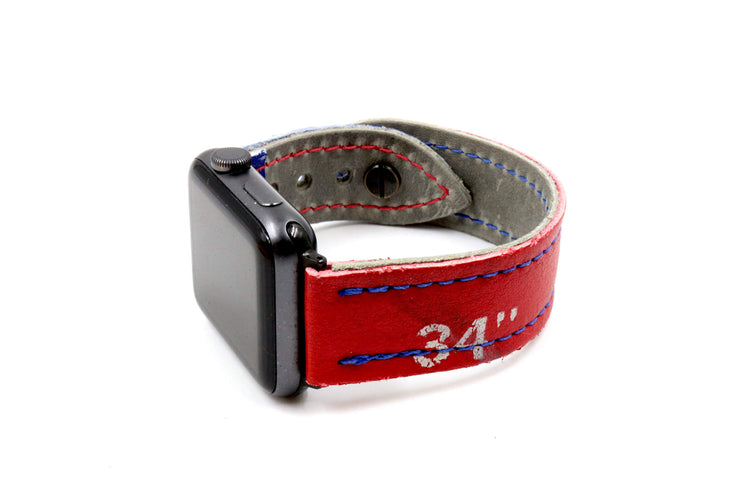 Revolution Red/Blue iWatch Band