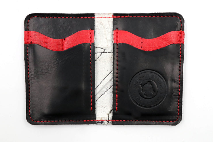 Winged Wheel Collection 6 Slot Wallet