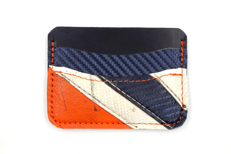 Long Island Star Collection 3 Slot Wallet