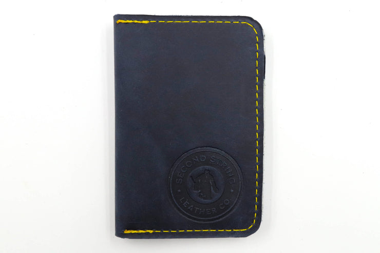 Blue Claw Blocker Collection 6 Slot Wallet