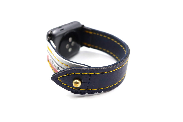 Claw Collection Blue Custom iWatch Band