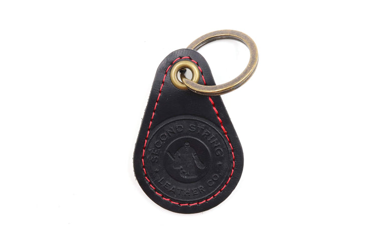 Razor Collection White/Red Keychain