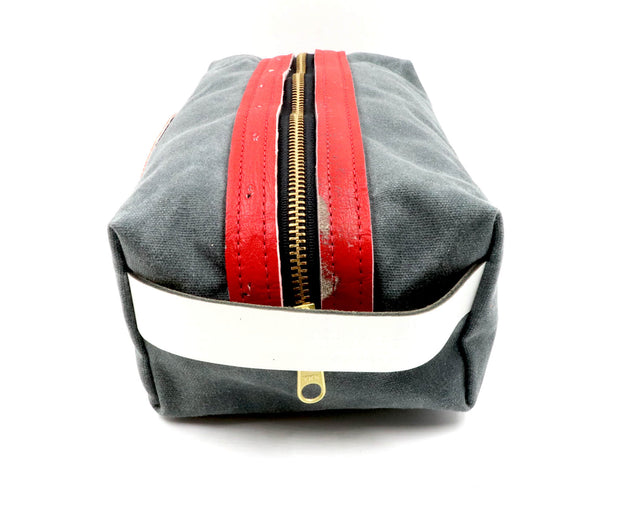 Revolution Collection Red/White Bathroom Bag