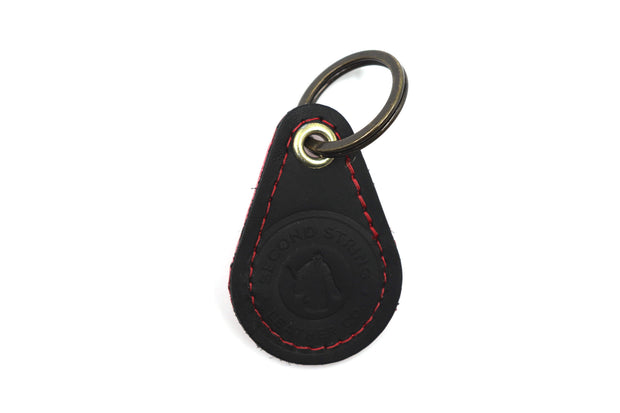 Devil Tails Red Keychain