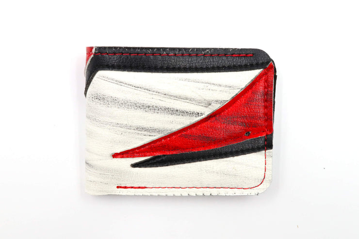 Razor Collection 6 Slot Bi-Fold Wallet