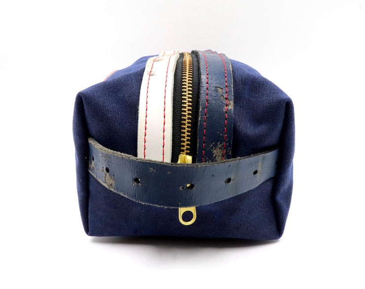 Zilla Collection Navy/Navy/White Bathroom Bag