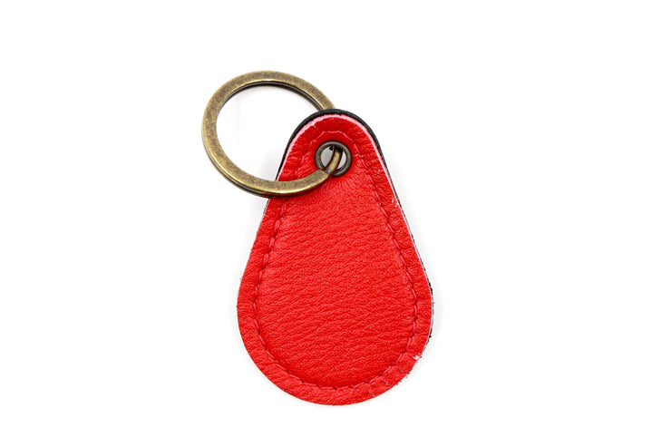 Brian's Beast Collection Red Keychain