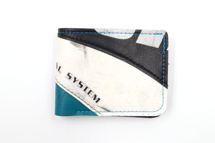 Shark Attack Collection 6 Slot Bi-Fold Wallet