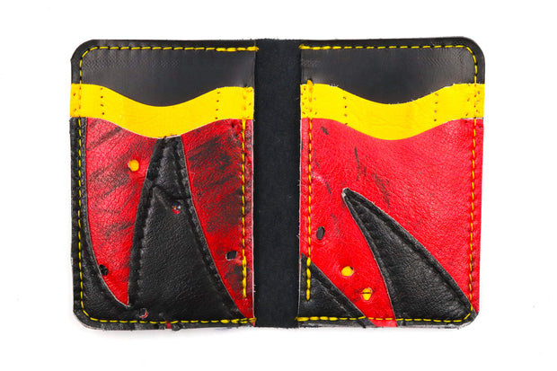 Red Alert Collection 6 Slot Wallet