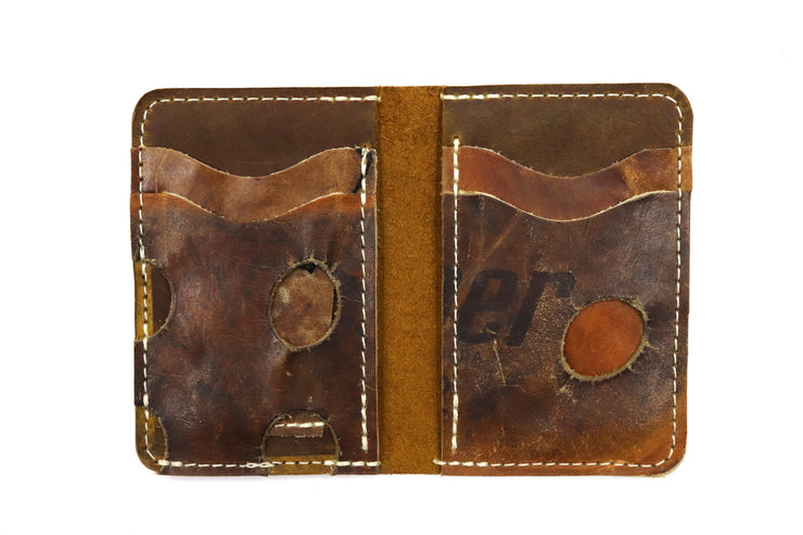 Cooper GM12/C Waffle 6 Slot Wallet