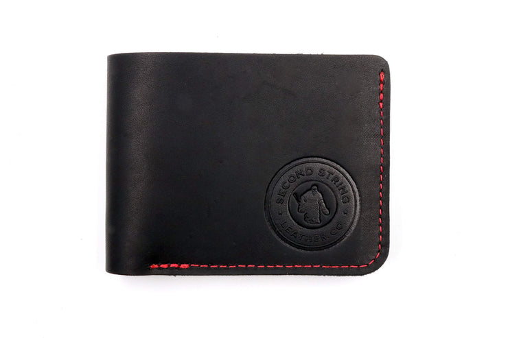Red Alert Blocker Collection 6 Slot Bi-Fold Wallet