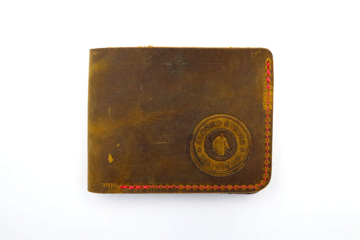 Brian's Air Hook Heritage 6 Slot Bi-Fold Wallet