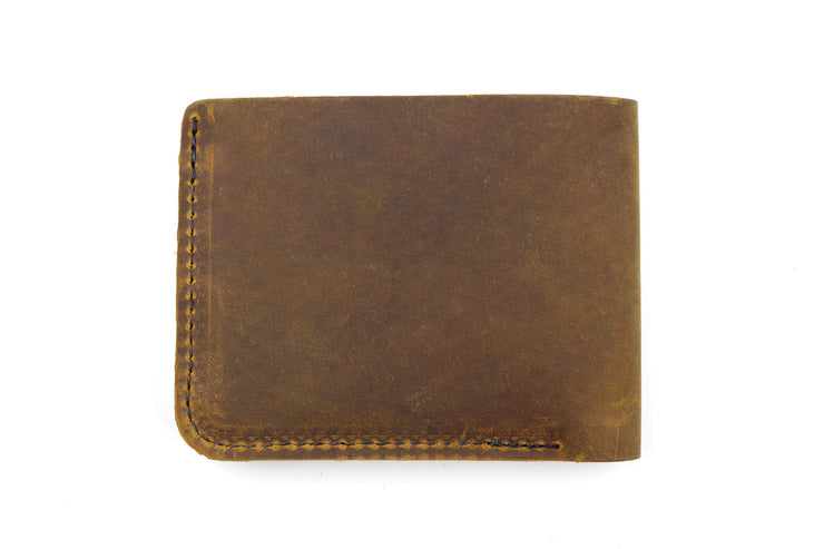 GM21 Right 6 Slot Bi-Fold Wallet