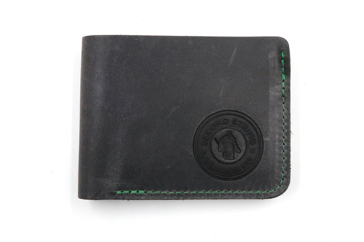 Whale Tail Collection 6 Slot Bi-Fold Wallet