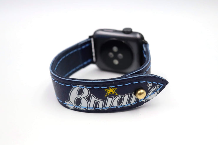 Brian's Outlaw Glove Logo iWatch Band