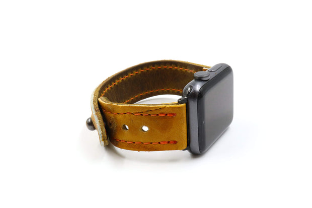 Cooper GM12 Jr Vintage Brown iWatch Band