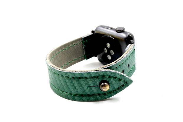 Brian's Zero G Blocker Green iWatch Band