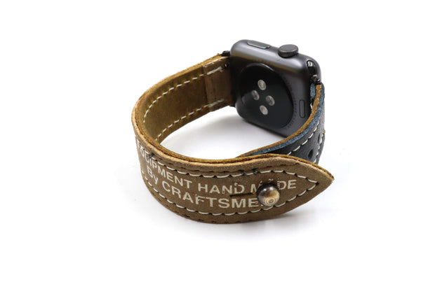 Brian's Air Hook Glove Crafted iWatch Band