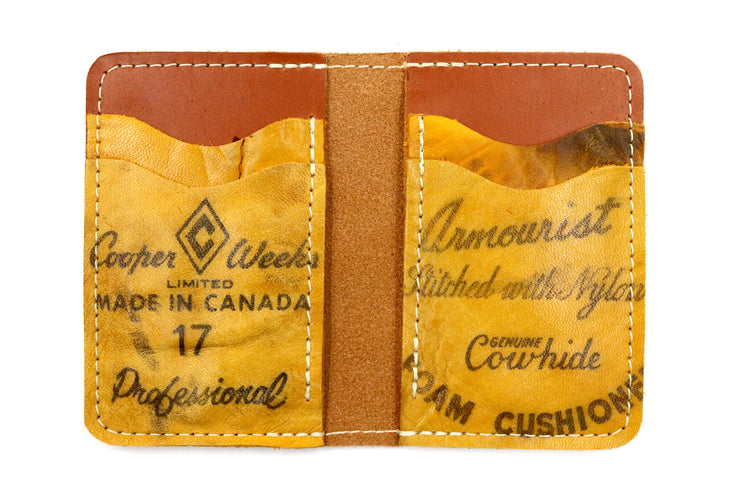 Cooper Gloves #17 6 Slot Wallet