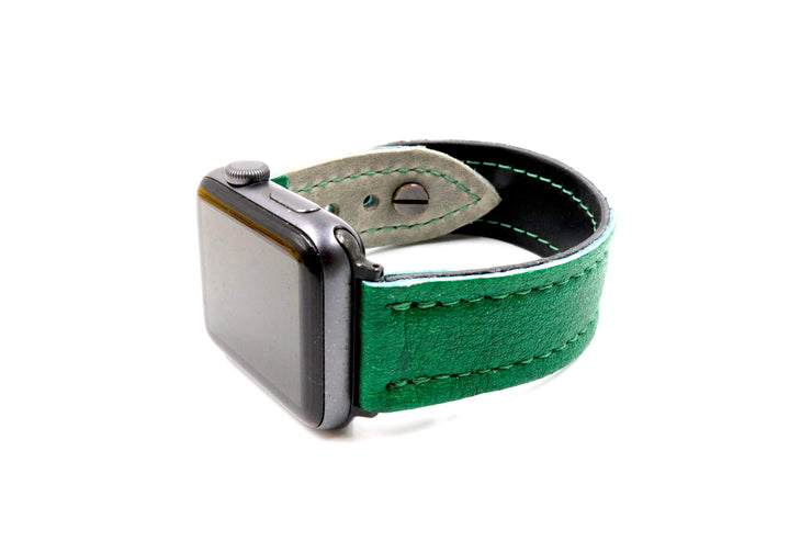 Brian's Air Thief Jr Glove Green iWatch Band