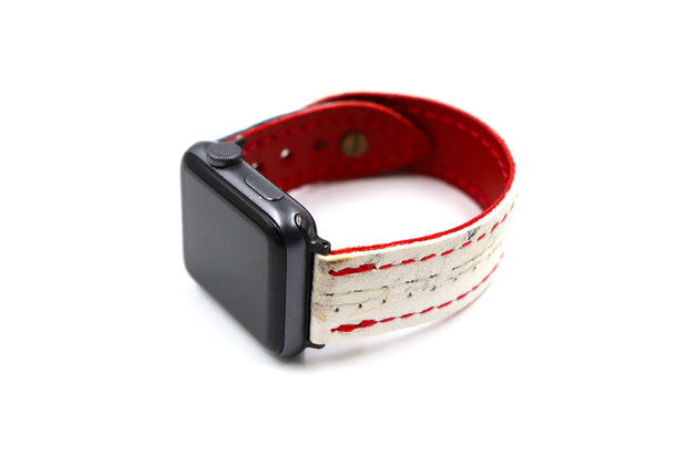 Panger Pro Series (Air Pack) White iWatch Band