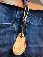 Special Edition Keychain With Brass Hook