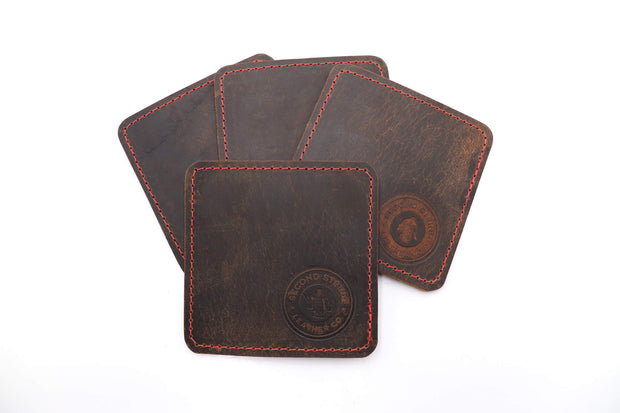 Coasters - Chocolate 4 Pack