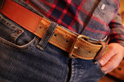 Traveler Leather Belt