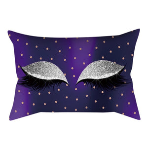 "Lash Pillow ""Purple Rain"""