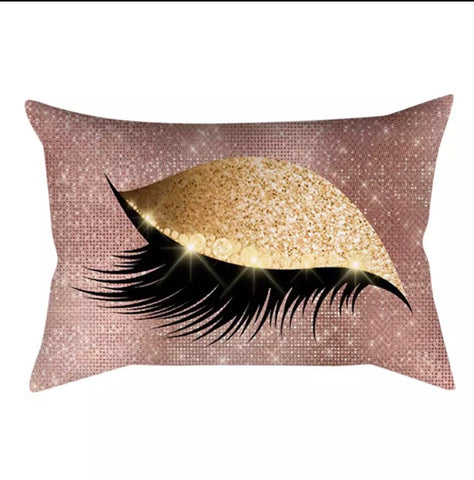 "Lash Pillow ''Pink Passion""'"