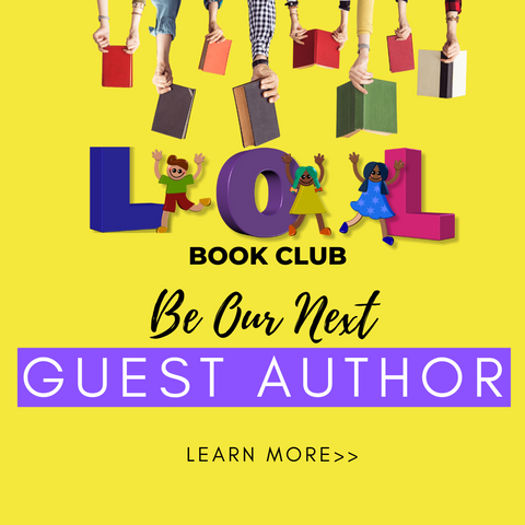 Be Our Next Guest Author