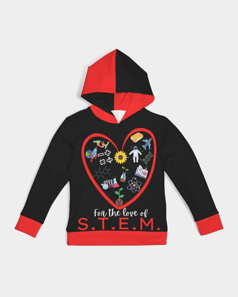 For the love of STEM Kids Hoodie™️