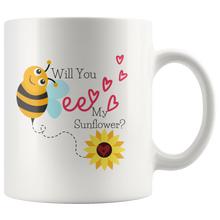 Load image into Gallery viewer, Will You Be My Sunflower Mug™️