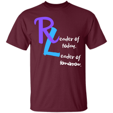 Load image into Gallery viewer, Imani Ariana RL T-shirt (Purple & Blue)