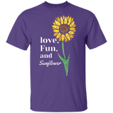 Imani Ariana Sunflower T-shirt