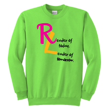 Load image into Gallery viewer, Imani Ariana RL Crewneck Sweater