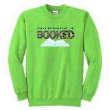 Booked Crewneck Sweatshirt