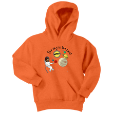 Load image into Gallery viewer, The Sky is the Limit Youth Hoodie