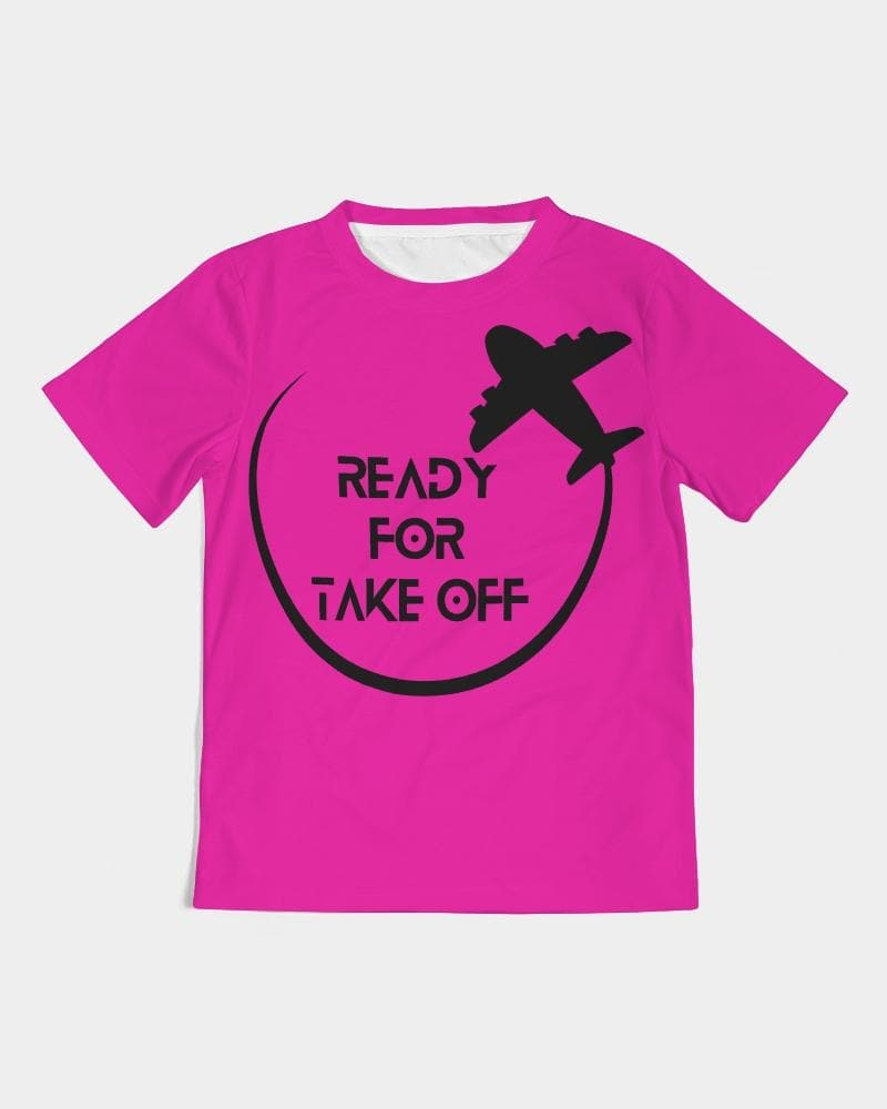 Ready For Take Off Kids Tee