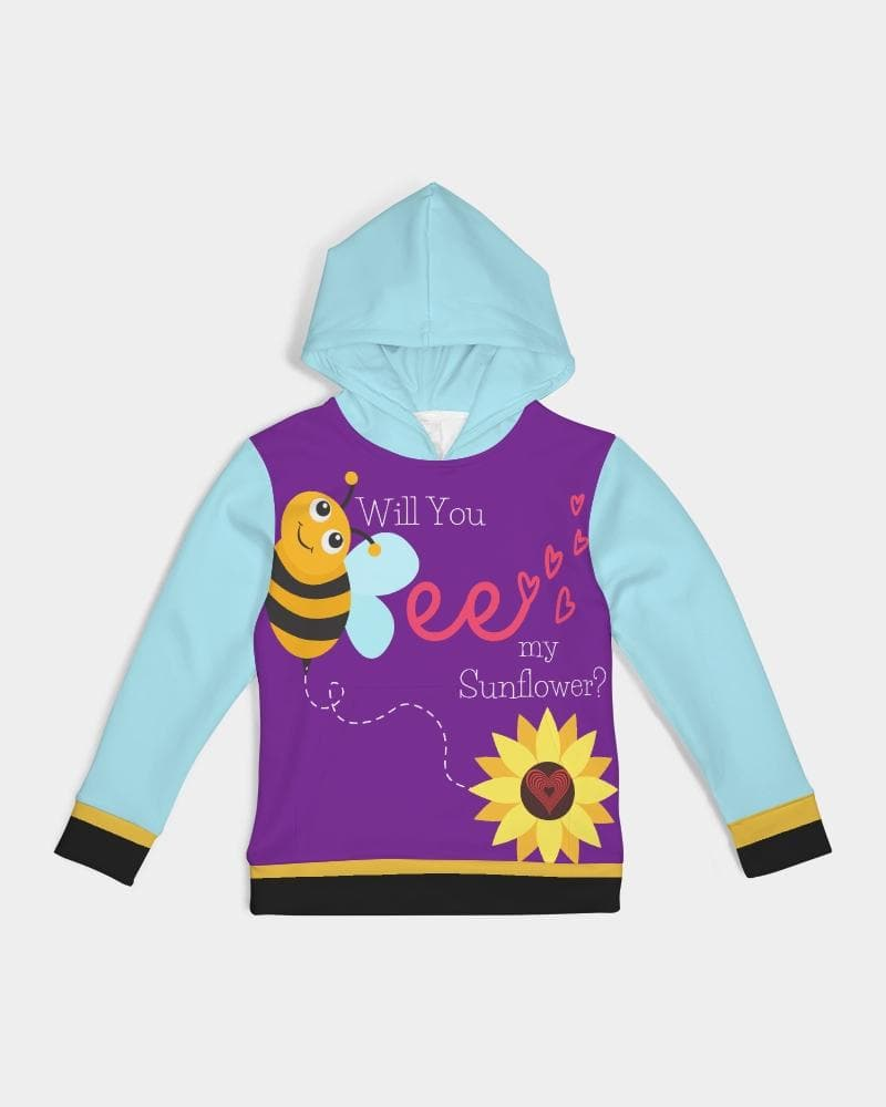 Will You Be My Sunflower Hoodie Kids Hoodie™️