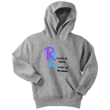 Load image into Gallery viewer, Imani Ariana RL Hoodie (Purple & Blue)