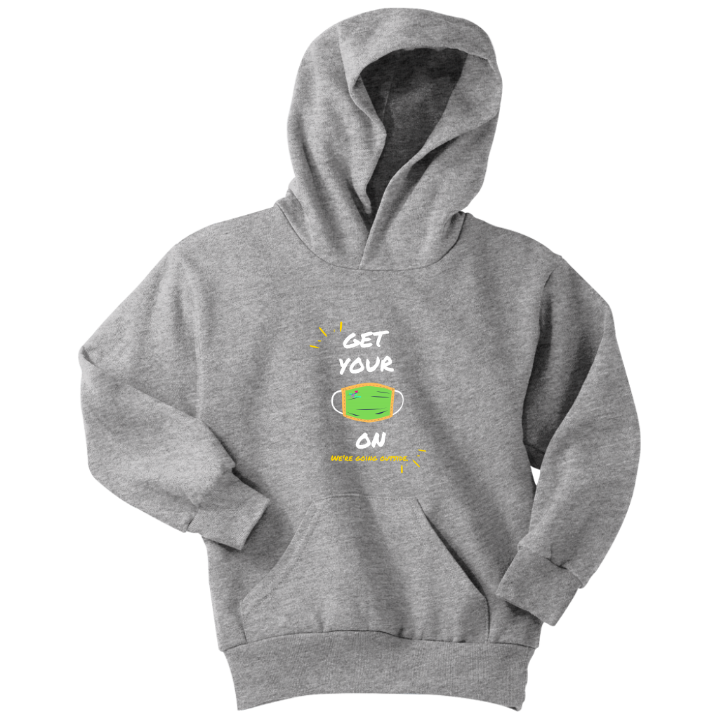 Get Your Mask On Hoodie