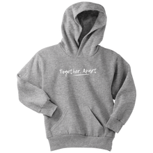 Load image into Gallery viewer, Together Apart Youth Hoodie (White)
