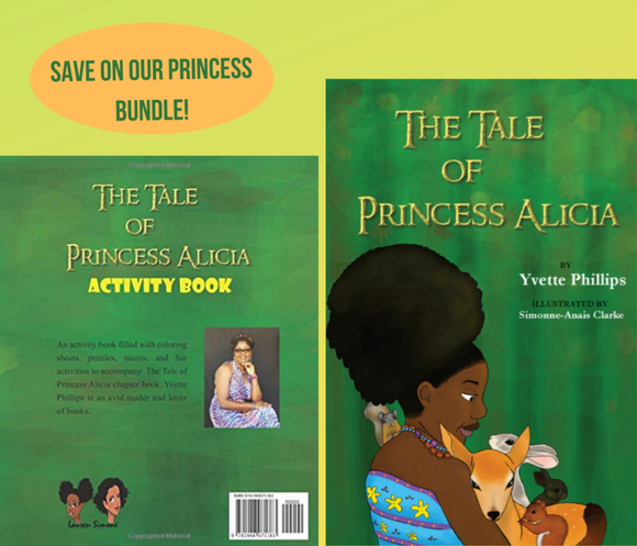 The Tale of Princess Alicia Book Bundle