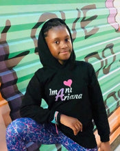 Load image into Gallery viewer, Imani Ariana Kids Hoodie