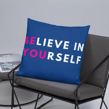 Load image into Gallery viewer, BE YOU Basic Throw Pillow