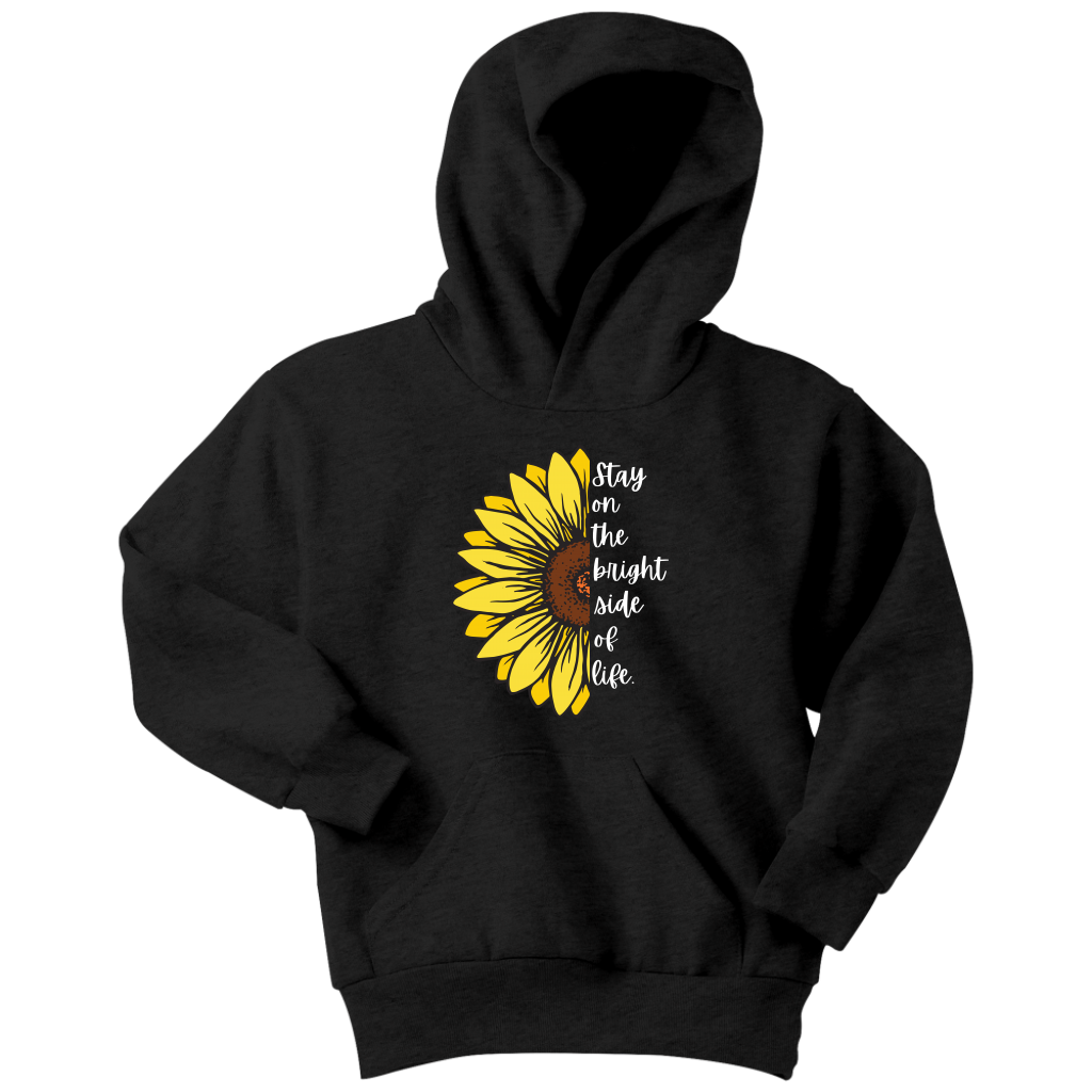 Matching Sunflower Hoodies